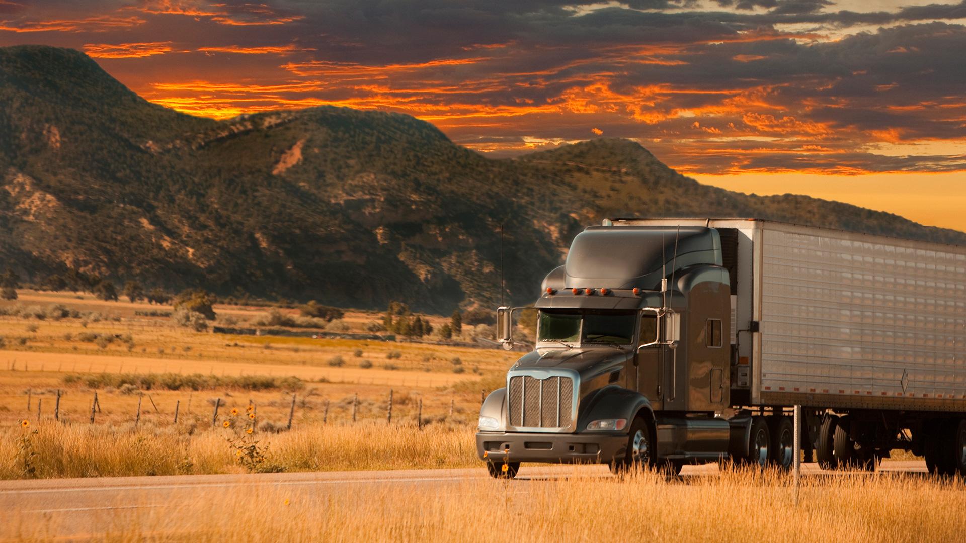Truck-Hills